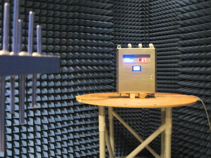 Fully Anechoic Room